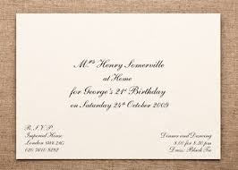 formal invitations x 6 formal invitations