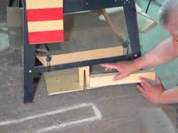 Table Saw Stand With Wheels Table Saw Wheels And Other Things Youtube