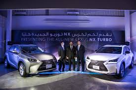 lexus brand launch 2015 lexus nx launched in dubaimotoring middle east car news