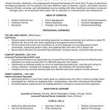lpn resume samples contributed by best resumes of new york cover