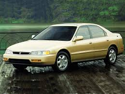 1995 honda accord overview cars com