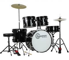 gammon drum set review decent budget drums that last