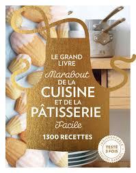but fr cuisine livre de cuisine marabout cuisine et pâtisserie facile