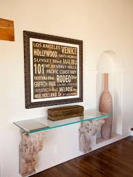 wall mounted table houzz