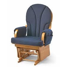 amazon com lullaby glider rocker replacement cushion set