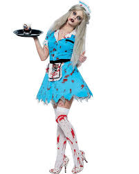 Zombie Chef Halloween Costume Zombie Costumes Accessories Party Supplies Free Express