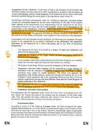 eu brexit directives what they said and what they meant u2013 politico