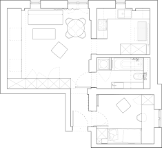 Beautiful Floor Plans Beautiful Attic Apartment With Clever Design Features