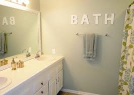 Bathroom Mirror Frame by Diy Bathroom Mirror Frame Ideas U2014 Home Design And Decor Easy Diy