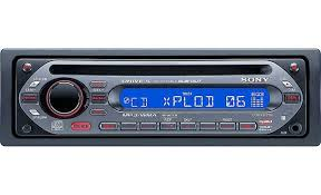 user manual for car stereo sony 52wx4 xplod 100 images manual