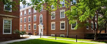 Uiuc Map Barton And Lundgren University Housing At The University Of Illinois