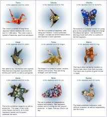 symbolism for origami meaning of origami animals the