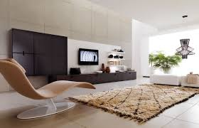 Modern Storage Units Modern Asian Living Room With Wall Panels And Hanging Tv Set Above