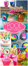 decoration ideas for birthday at home best 25 pool party birthday ideas on pinterest swimming party