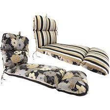 jordan manufacturing reversible deluxe chaise cushion multiple