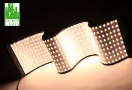 flexible led lighting film sexi flexi long flexible bi colour led panel big city lights