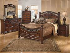 Ashley Bedroom Furniture Set by Ashley Bedroom Furniture Ebay
