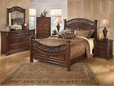 Ashley Furniture Bedroom Suites by Ashley Bedroom Furniture Ebay