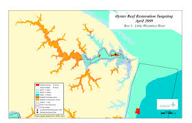 Potomac River On Map Box 5 Smith Point U0026 Little Wicomico River Virginia Institute Of