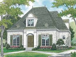 french country house plan cottage style homes pinterest house