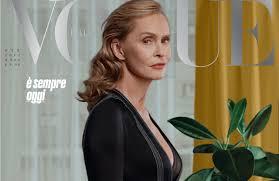 vogue italia u0027s october issue dedicated to women over 60 u2013 wwd