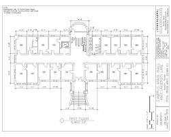 Floor Plan Standards As Built Floor Plans