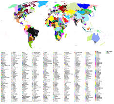 Bahamas World Map World Map Of Separatist Movements 3 By Nine999jellyfish On Deviantart