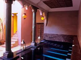 riad enija in marrakech morocco it is an exotic boutique hotel