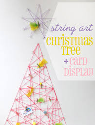 how to string tree card display my poppet makes