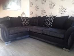 Black Sofa Bed Dfs Shannon Corner Sofa Bed In Ipswich Suffolk Gumtree