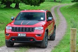 pink jeep grand cherokee grand cherokee trailhawk a jeep for all seasons road tests driven