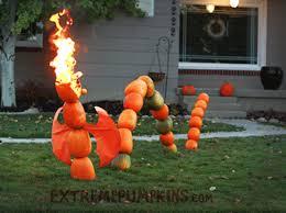 pumpkin carving ideas dragon the fire breathing dragon pumpkin