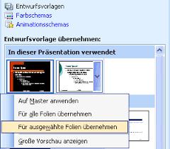 powerpoint design zuweisen klickdichschlau at powerpoint impress folienmaster