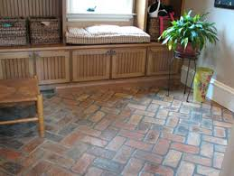vinyl flooring brick pattern laferida com