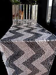 cheap silver table runner find silver table runner deals on line