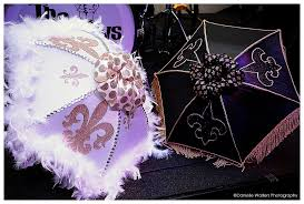 mardi gras umbrella new orleans wedding trends traditions the second line parade