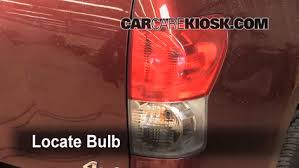 2010 toyota tundra tail light bulb replacement tail light change 2007 2013 toyota tundra 2008 toyota tundra sr5