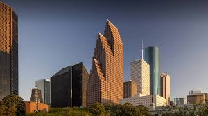 Downtown Houston Tunnel Map Bank Of America Center