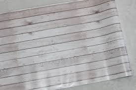 Self Stick Wallpaper by Wood Plank Peel Stick Wallpaper Birch Black Self Adhesive Sticker