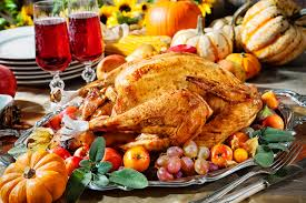 thanksgiving dinner jigsaw puzzle in food bakery puzzles on