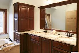 Cherry Bathroom Wall Cabinet Cherry Bathroom Wall Cabinet Home Design Ideas