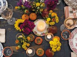 a thanksgiving feast for vegetarians and omnivores alike