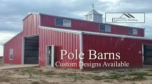 Steel Pole Barn Metal Pole Barns