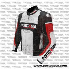 white motorbike jacket porto gear motorbike racing leather jacket