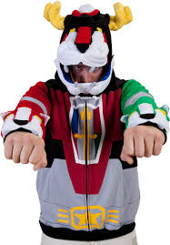 Voltron Halloween Costume Awesome Voltron Costume Hoodie U2014 Geektyrant