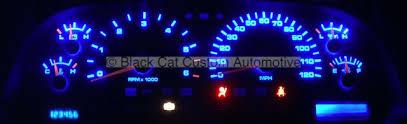 99 dodge ram led lights black cat custom automotive dodge ram truck faces 2002