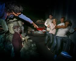 halloween horror nights celebrates opening night with the eyegore