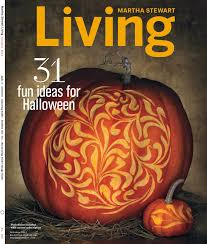 Halloween Crafts Martha Stewart Grosgrain String Cinched Balloon Jack O Lantern And Gourd Project