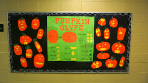 pumpkin glyph bulletin board freebie tunstall u0027s teaching tidbits