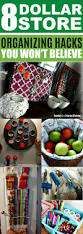 get organized 10 storage solutions only 1 each at dollar tree